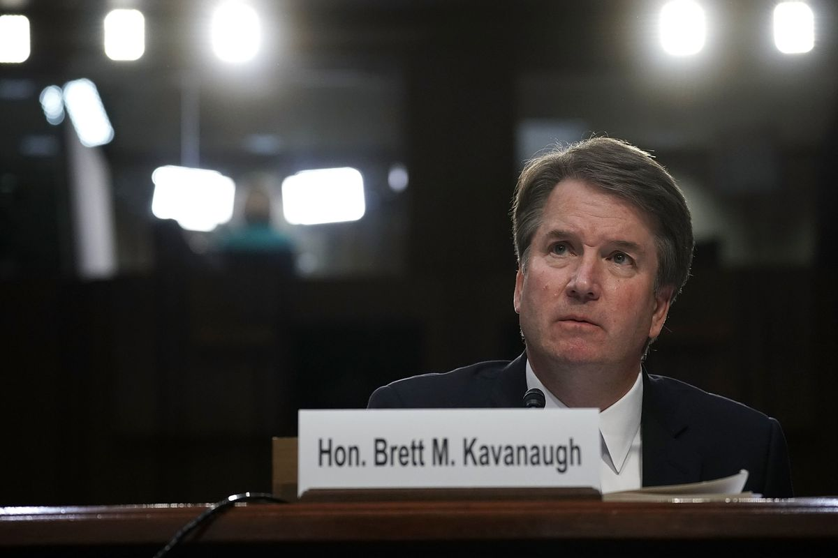 A Woman Has Accused Brett Kavanaugh of Sexual Assault
