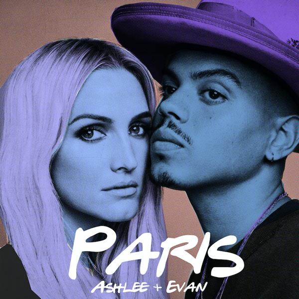 Hear Ashlee + Evan's Champagne-Soaked 'Paris'