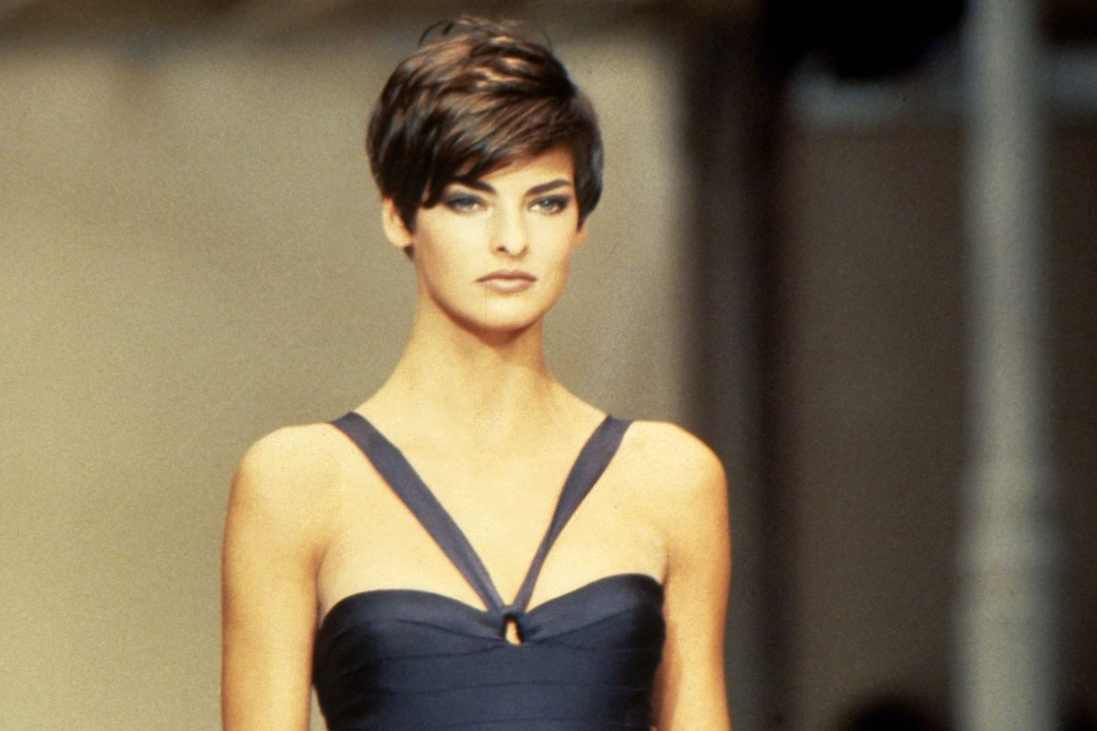 Hollyweird: Why Linda Evangelista Almost Quit Modeling as a Teen
