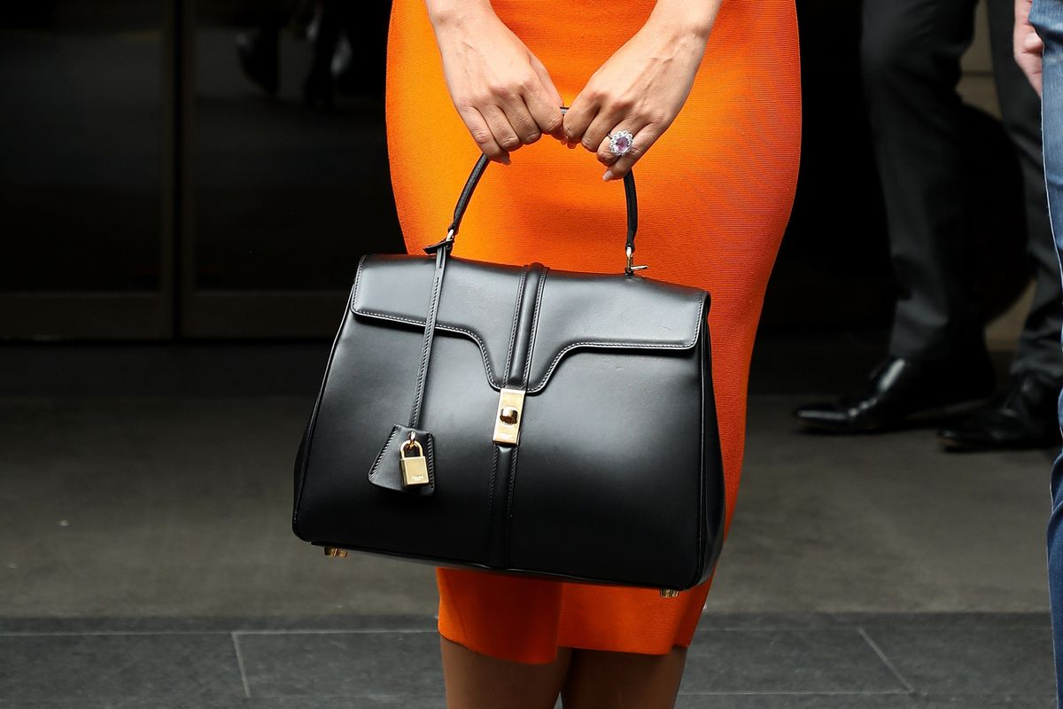 Hedi Slimane Reveals His First Bag for Celine