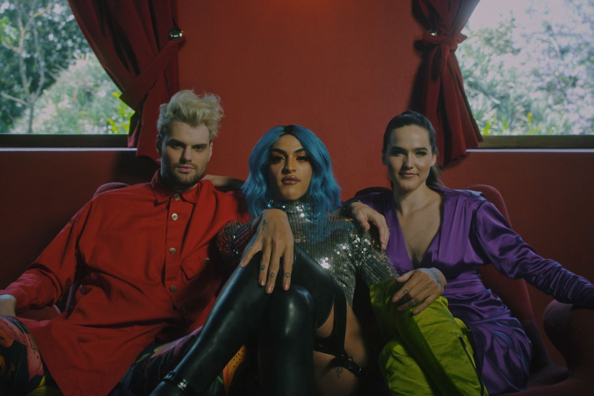 Here's Every Look From Sofi Tukker and Pabllo Vittar's New Video