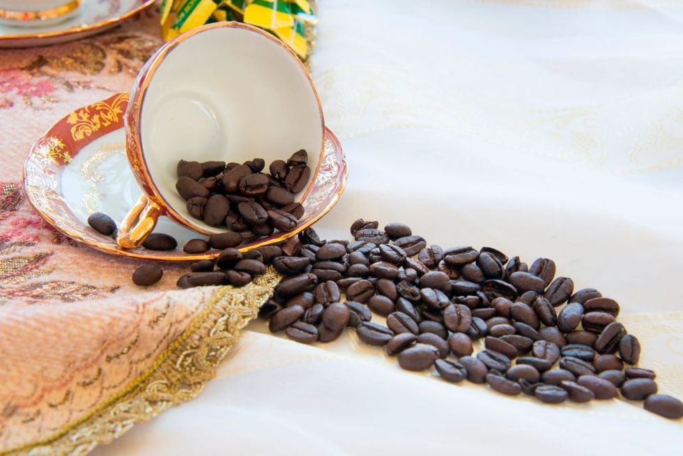 Four cups of coffee a day protects against heart disease