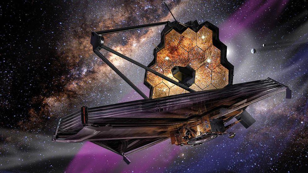 The James Webb Space Telescope will bring us closer to a galaxy far, far away