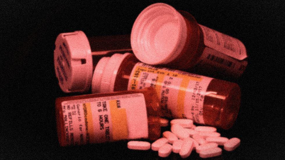 Photo: Flickr via KSRE Photo Opioids