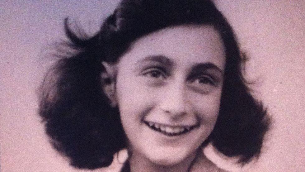 Anne Frank. (Credit: EU2016 NL via Flickr)