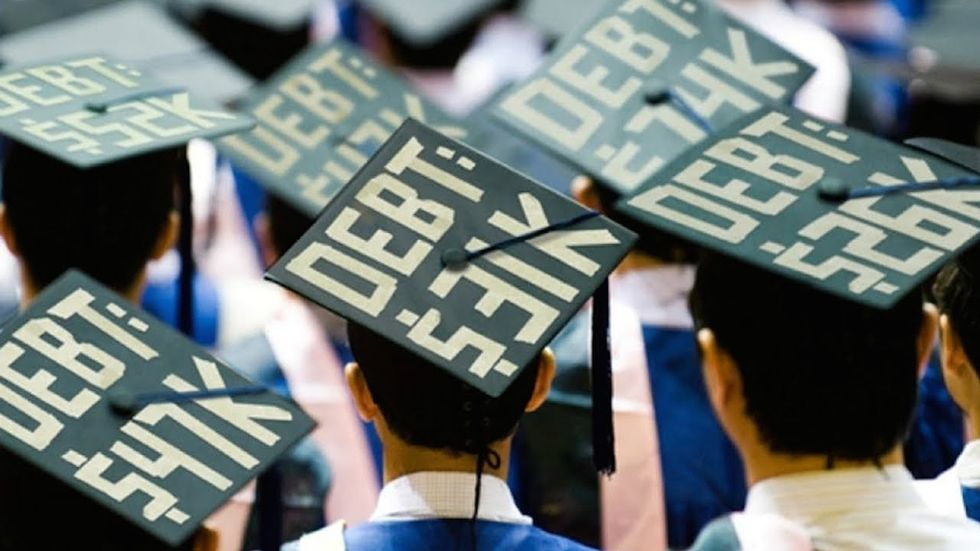 The tech industry leads the way in revolutionizing student loan debt