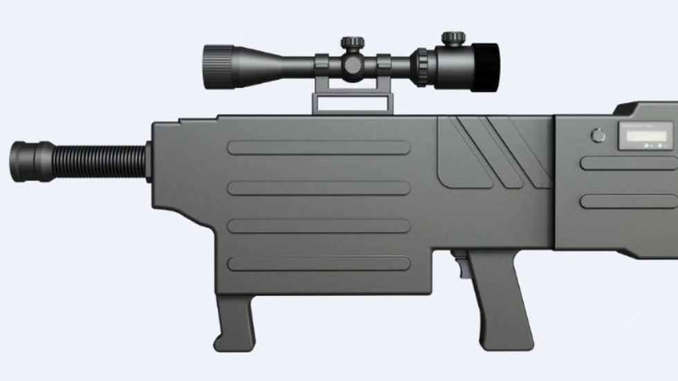 Exterior design of the ZKZM-500, c/o South China Morning Post