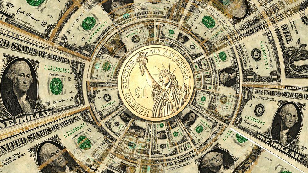 Money kaleidoscope. Pixabay Creative Commons.