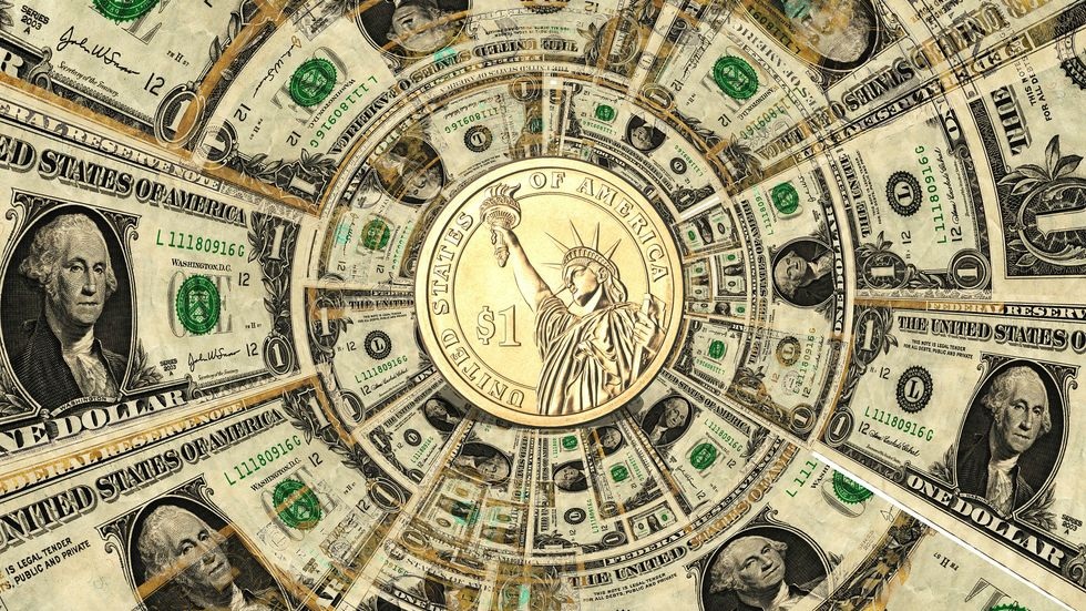 Money kaleidoscope. Pixabay Creative Commons.