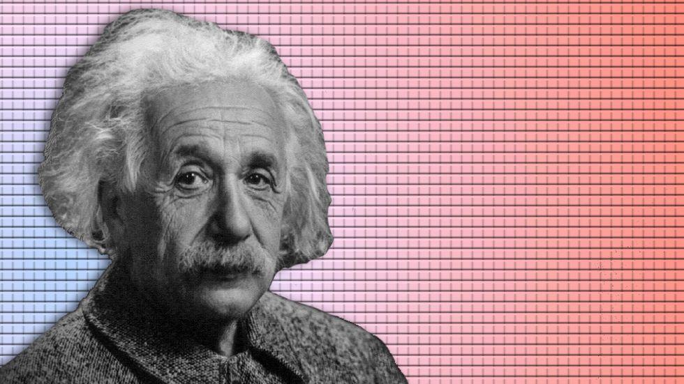 Albert Einstein in VR