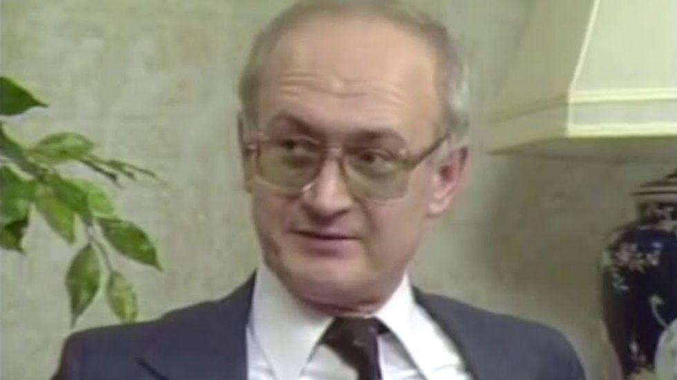 KGB defector Yuri Bezmenov predicted modern America 34 years ago - Big Think