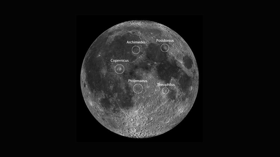 The definitive history of our moon