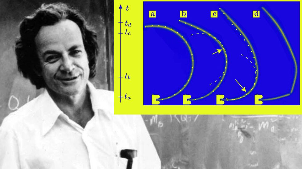 Two MIT students just solved Richard Feynman's famed physics puzzle