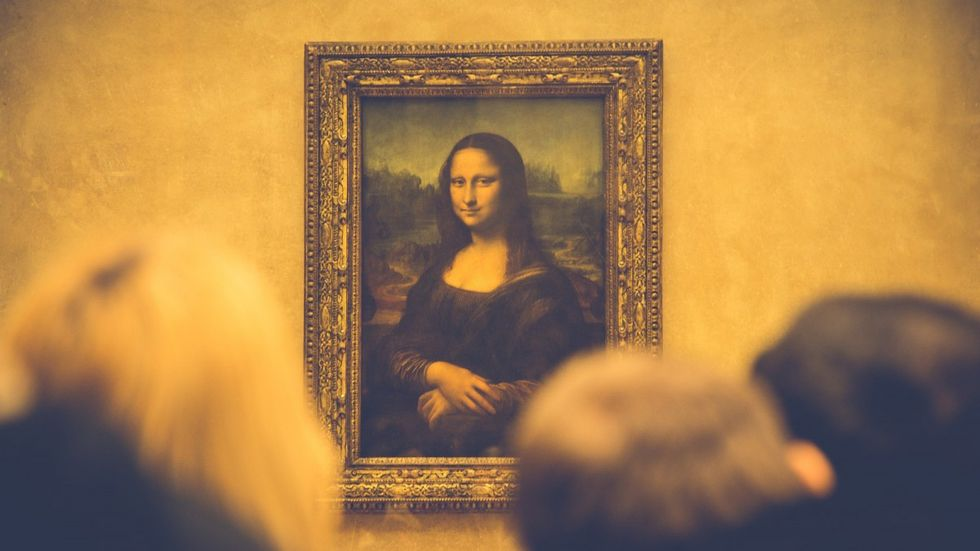 The 10 greatest works of art in the world... and the stories behind them