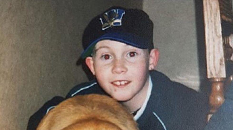 11-year-old Nicky Verstappen. (Photo: c/o police via RTE.ie)