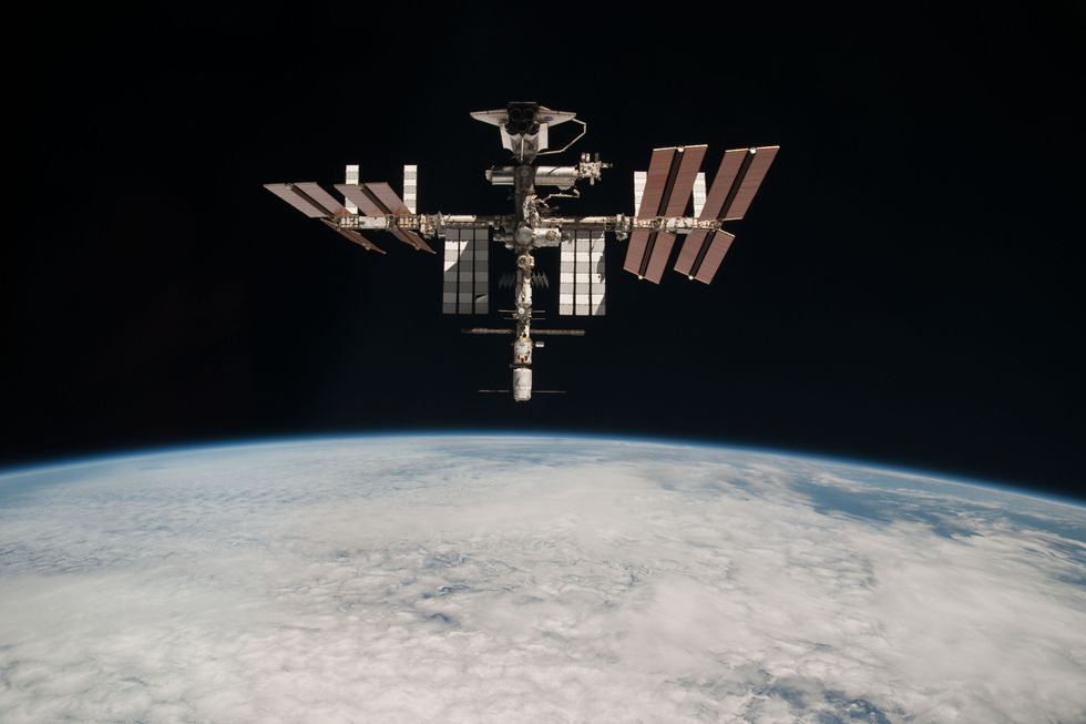 Make space great again: Why the International Space Station still matters