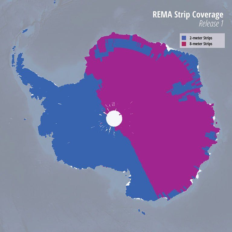 Antarctica is now the best-mapped continent in the world - Big Think