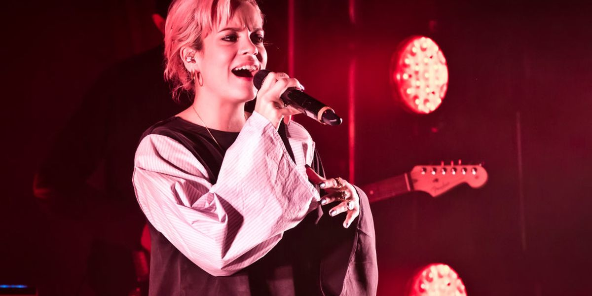 Lily Allen Opens Up About Alleged Sexual Assault