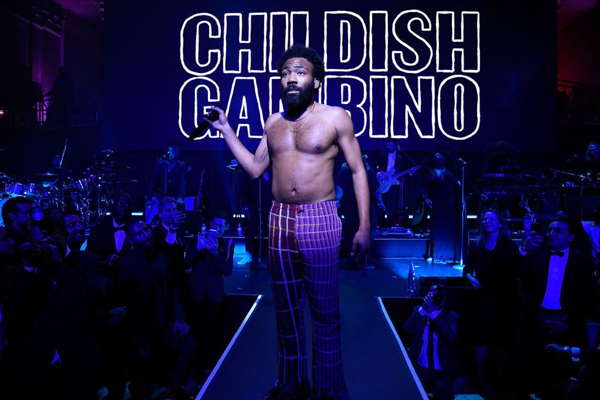 Childish Gambino Drops New Song While On Tour