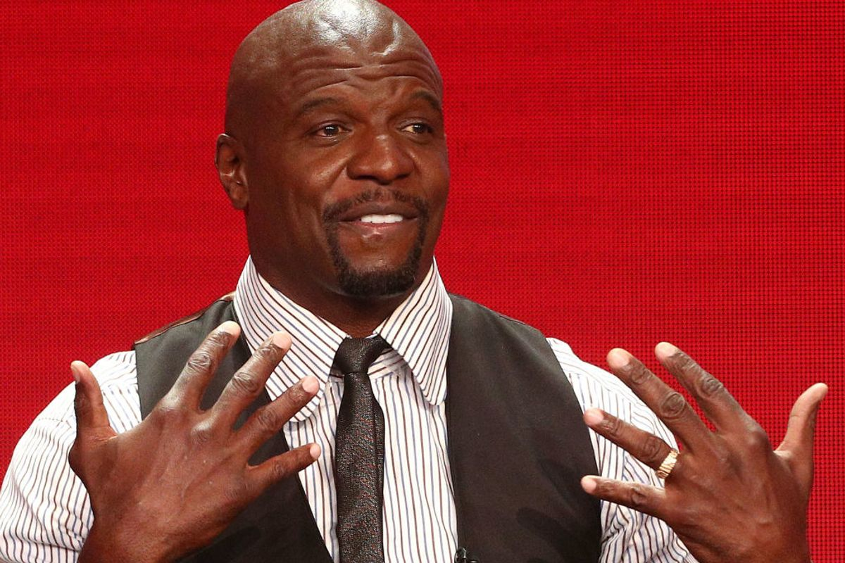 Terry Crews Shares His Sexual Harasser's Apology