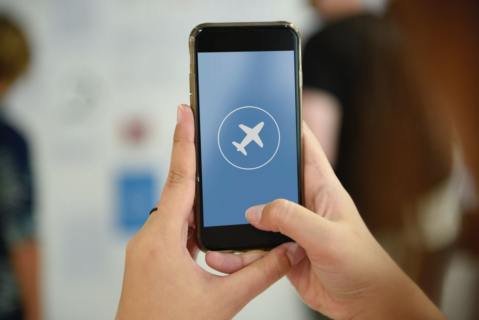 Technology And Relationships: Air Travel