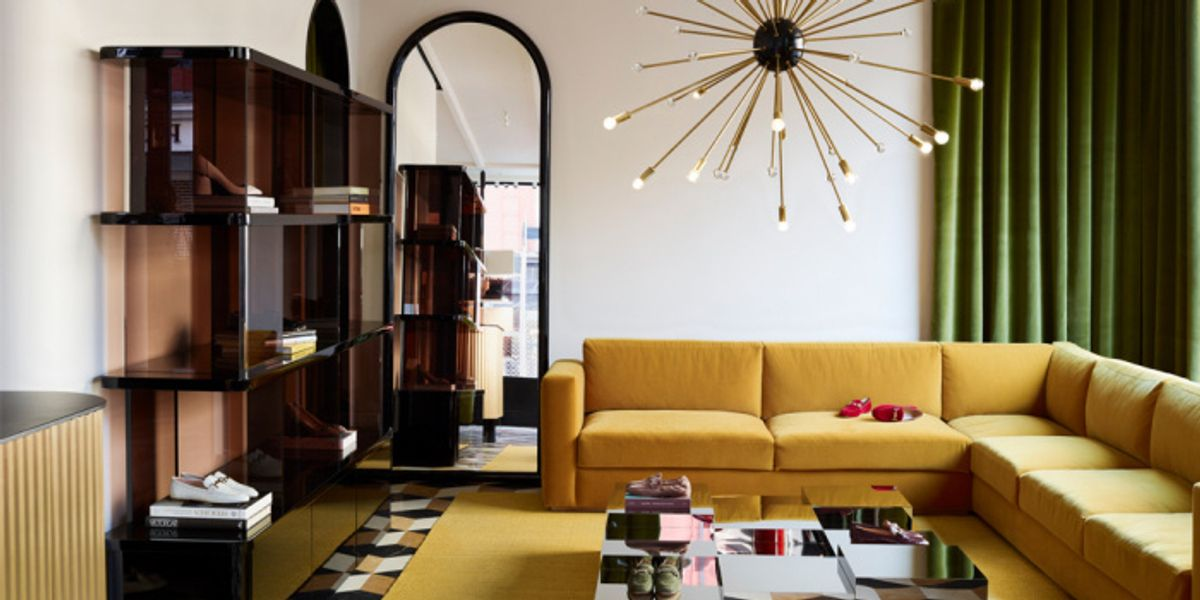 Tod's Opens The 'Sloane Apartment' at London Fashion Week