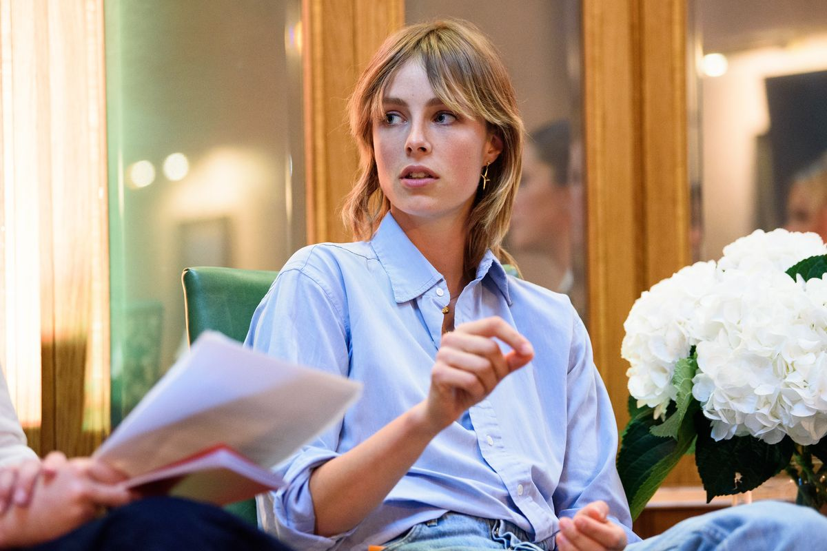 Edie Campbell: Lack of Model Changing Rooms Is 'Humiliating'