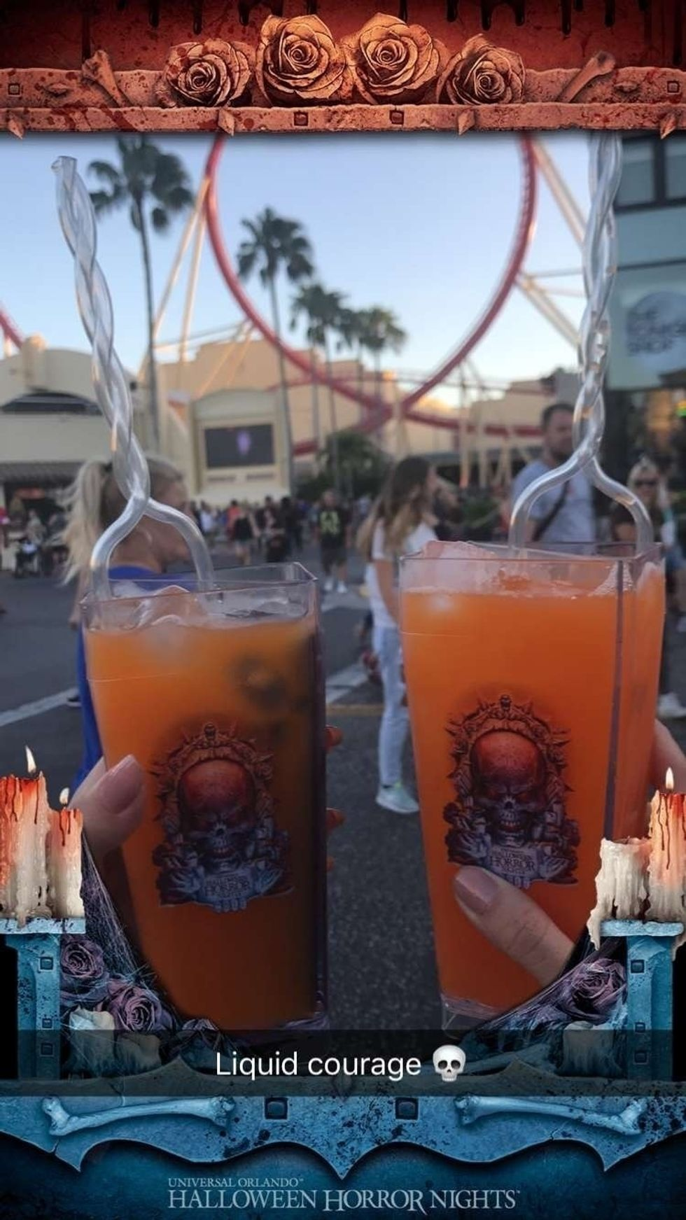 5 Things You Should Know Before Going To Halloween Horror Nights For The First Time