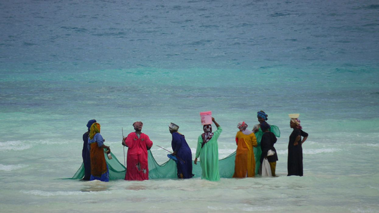 Want to Protect the Oceans? Empower Women
