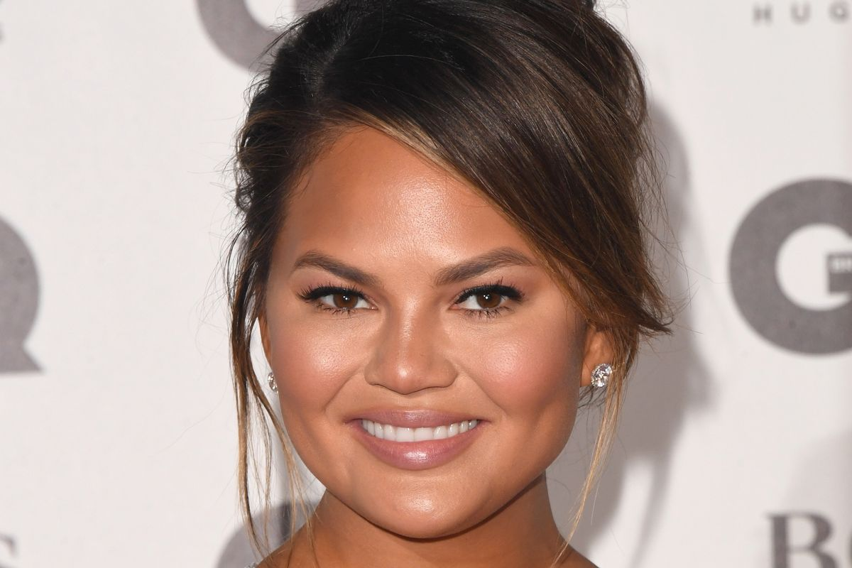 We've Also Been Pronouncing Chrissy Teigen's Name Wrong