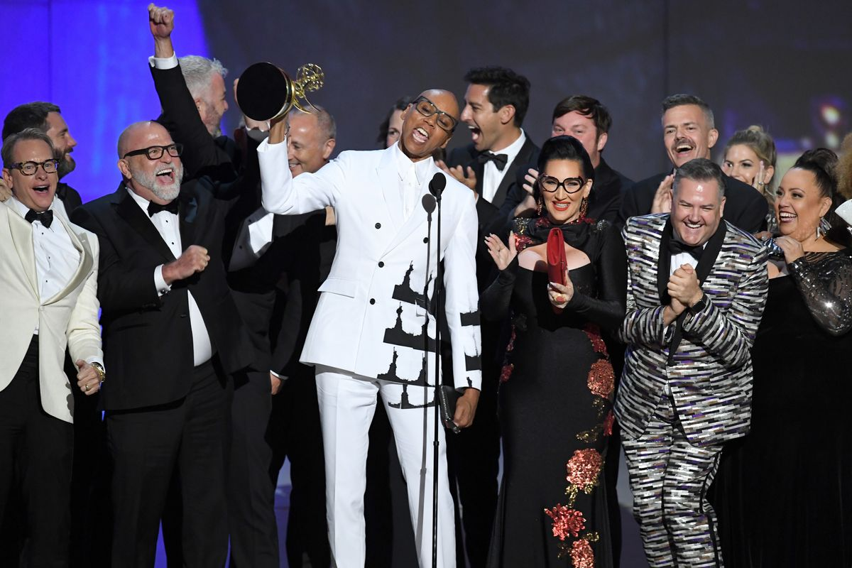 RuPaul's Drag Race Snatches the Emmy