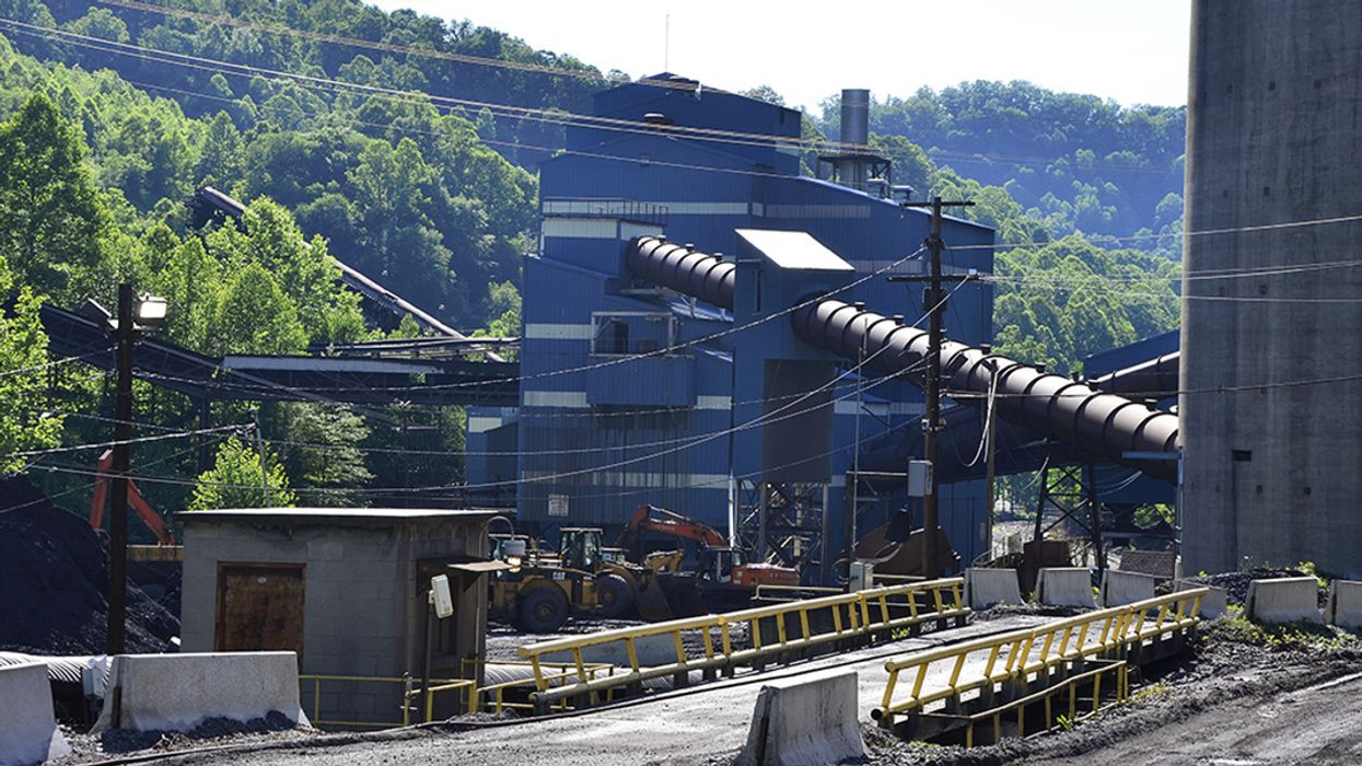 EPA Rejects States' Health Concerns Over Upwind Coal Air Pollution