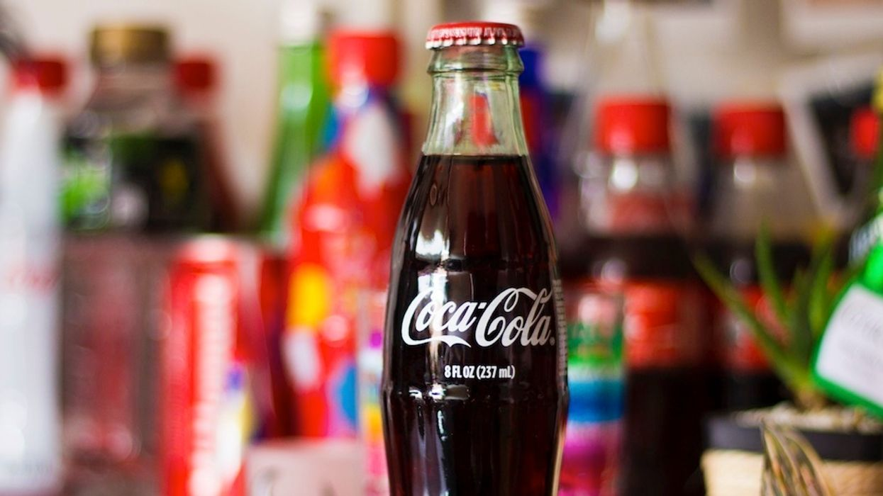 Coca-Cola Eyes Cannabis-Infused Drinks Market