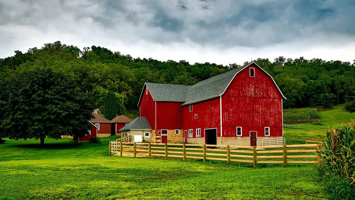 Under the USDA's Definition, 90% of Iowa's Farms Are 'Family Farms'