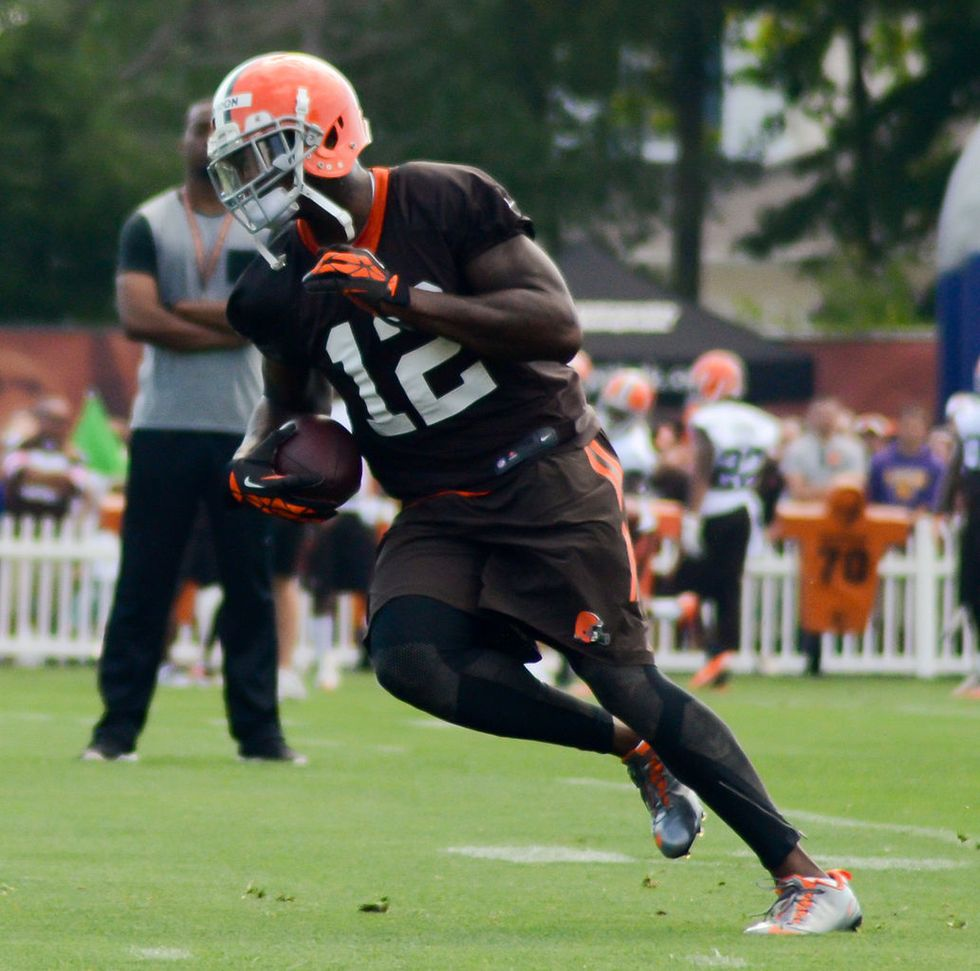 Many People Are Now Calling Josh Gordon The Next Randy Moss
