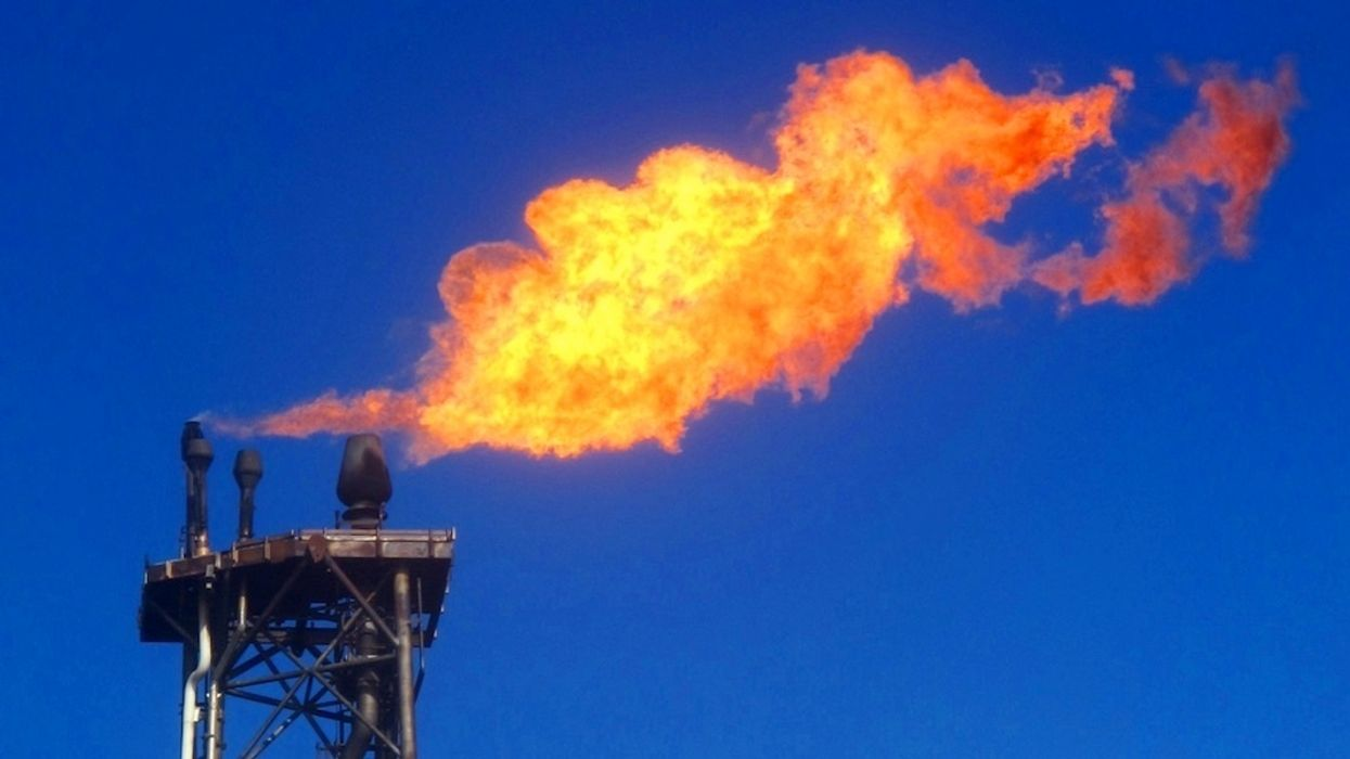 Trump Lets Fracking Companies Release More Climate-Warming Methane