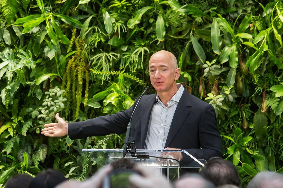 Dear Jeff Bezos, Why Did You Wait So Long To Start Donating To Charities?