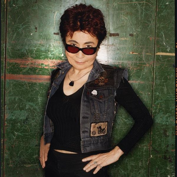 Yoko Ono Wants Us All to Love Ourselves