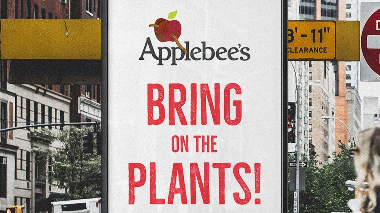 National Day of Action Asks Applebee's for Plant-Based Menu Options