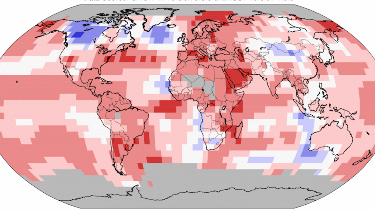 2018 Likely to Rank as Fourth-Hottest Year on Record