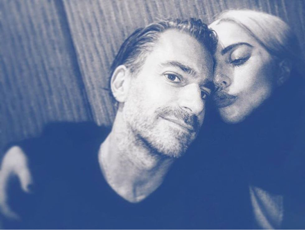 Lady Gaga's Fiancé's Instagram Is the Ultimate Stan Account