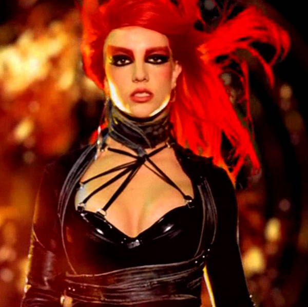 Britney Spears Wants to Dominate You