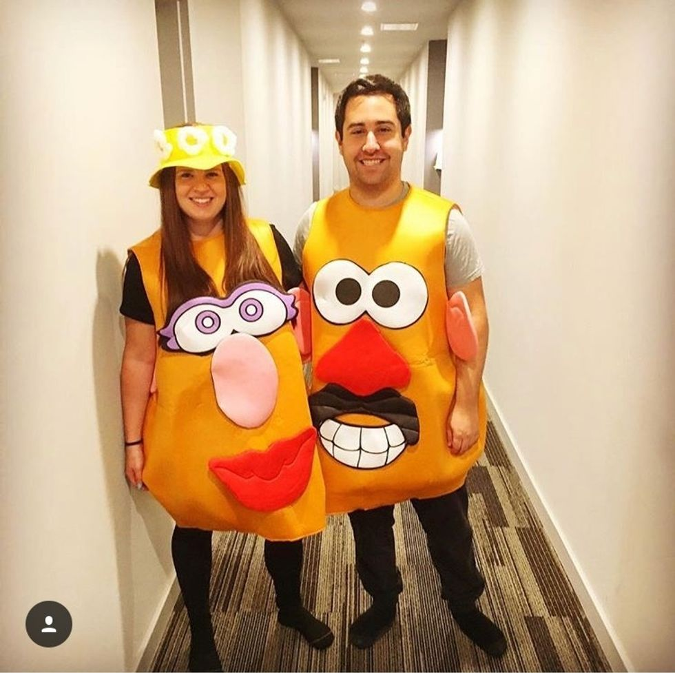 Should You And Your Partner Coordinate Costumes?