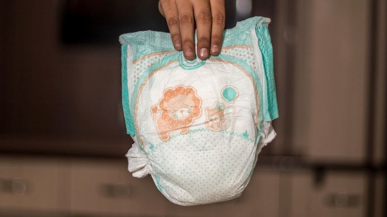 Dirty Diapers Could Be Recycled Into Fabrics, Furniture Under P&G Joint Venture