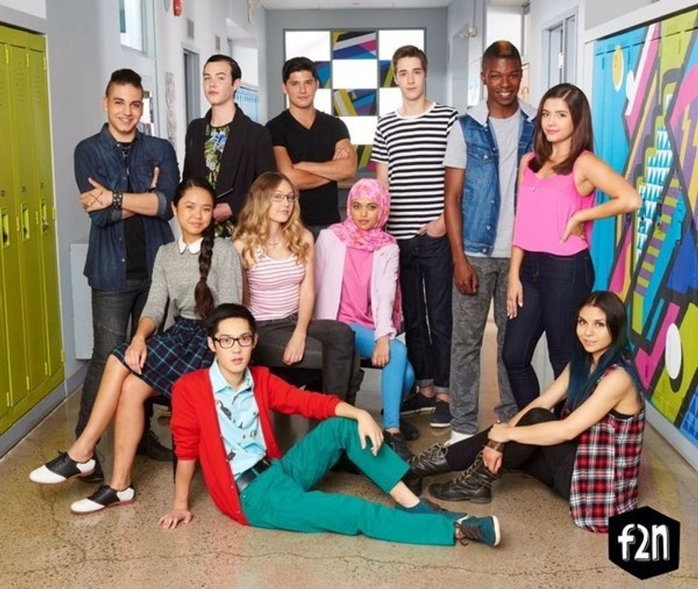 A Definitive Ranking Of The Top 5 Best And Worst 'Degrassi' Couples