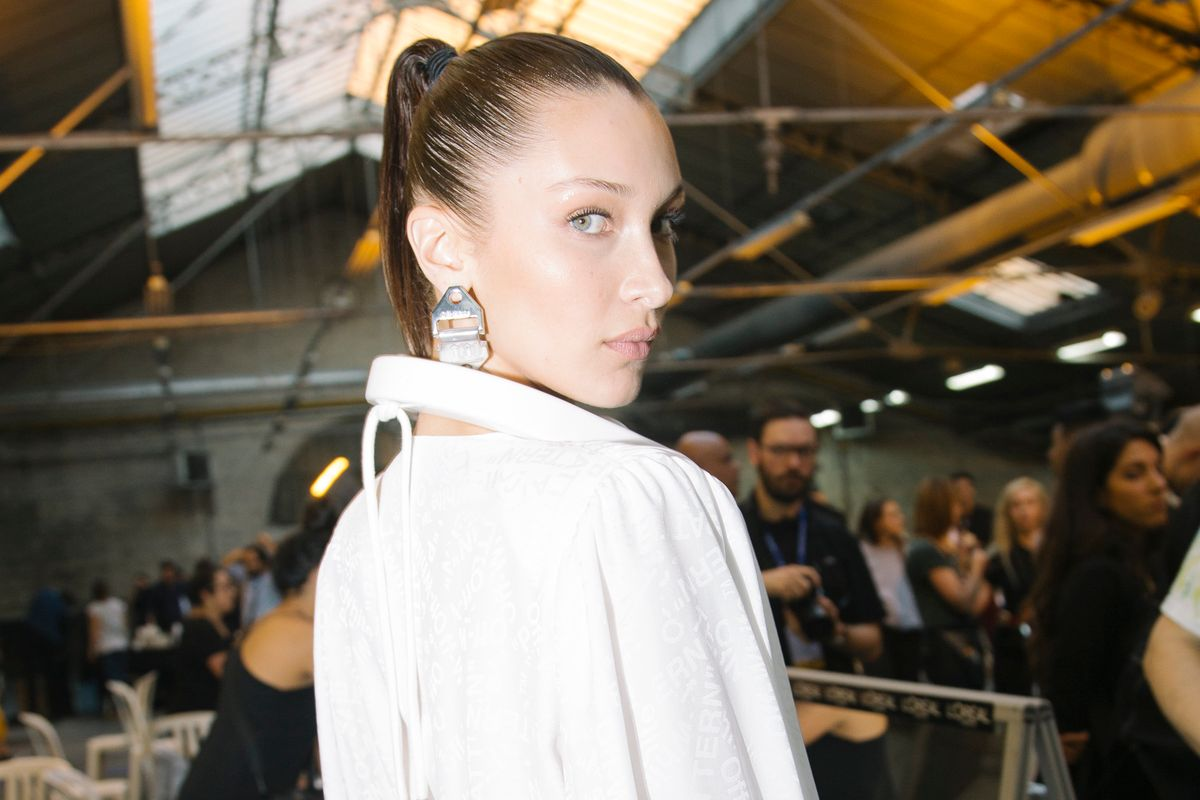 Did Bella Hadid Conquer Bangs?