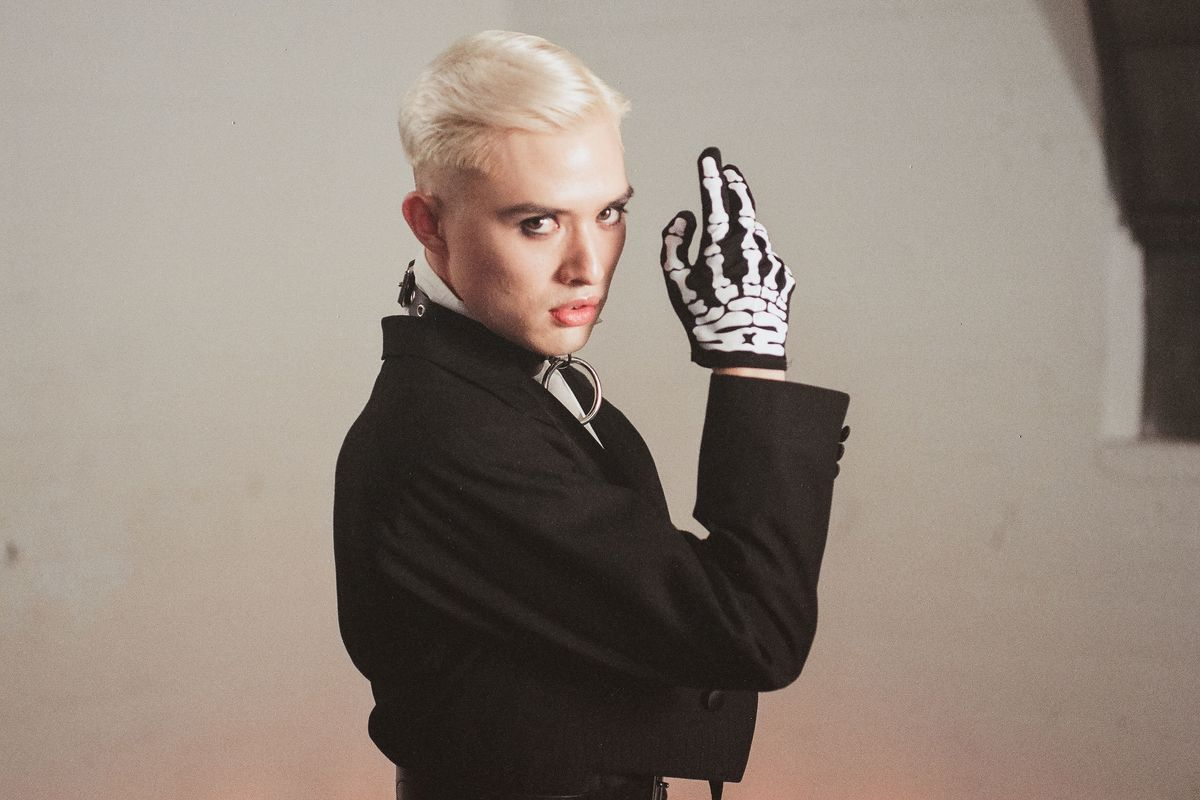 Chester Lockhart Wants You to Have a Very Gay Halloween
