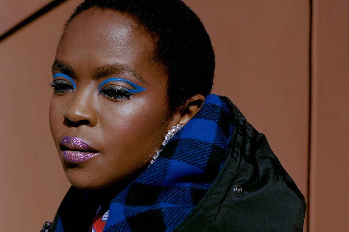 Lauryn Hill and Woolrich Are Here to Keep You Warm