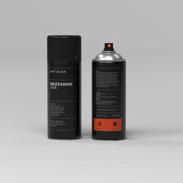 Massive Attack Made Their Album 'Mezzanine' Into DNA Paint