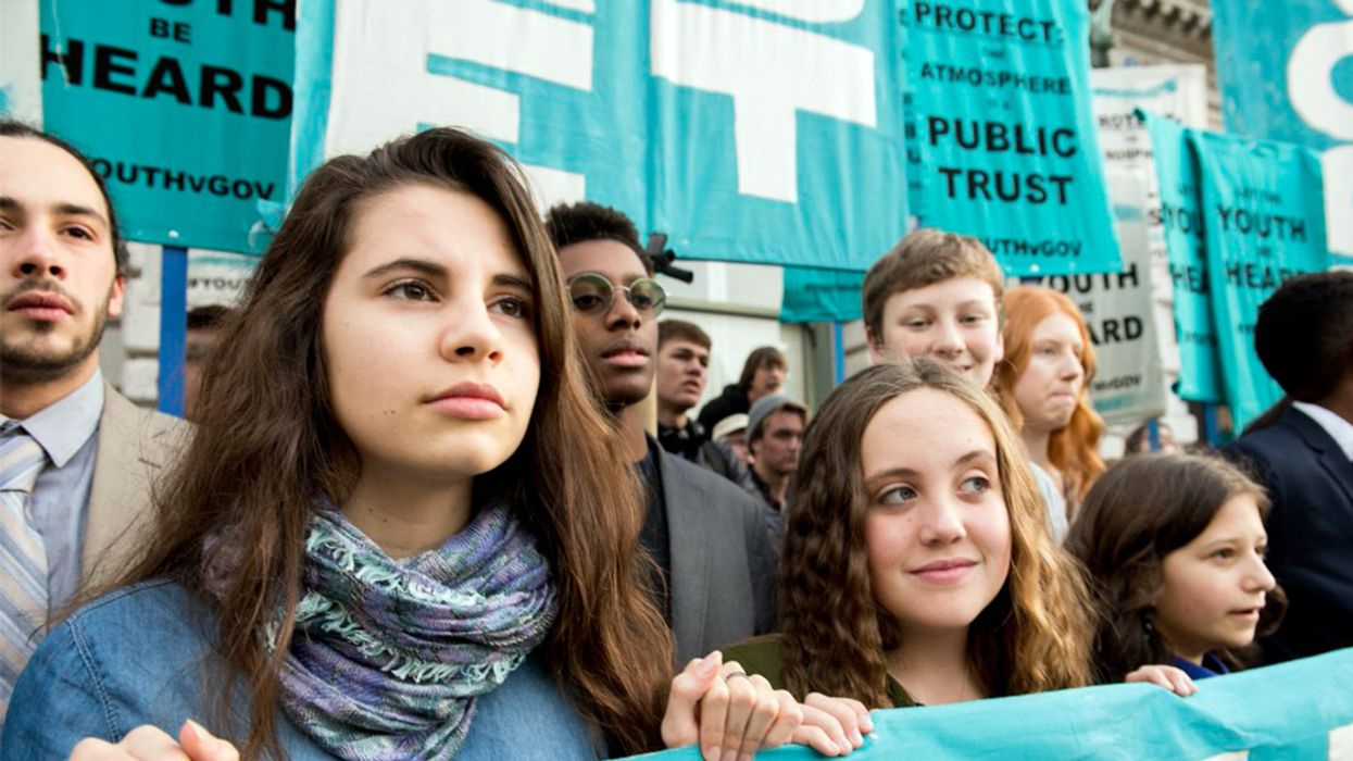 Supreme Court Puts Historic Youth Climate Lawsuit on Hold